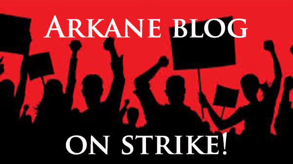 Blog on Strike!