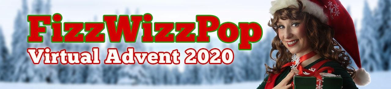 The FizzWizzPop Virtual Advent Calendar